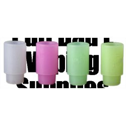 Silicone drip Tips