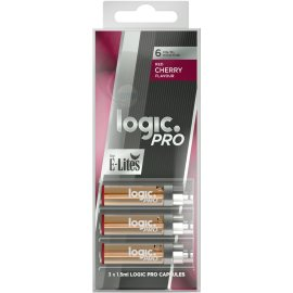 Logic Pro Red Cherry Capsules 3 Pack
