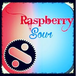 Sluice Juice Raspberry Sour 10ml