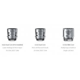 Smok Spiral Replacement Coils Genuine