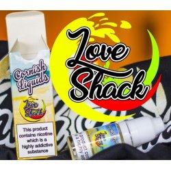 Cornish E Liquids Love Shack 10ml