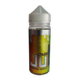 Chubby Juice Custard Donut 120ml zero Nicotine