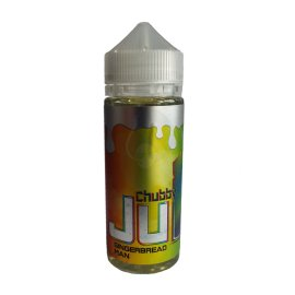 Chubby Juice Gingerbread Man 120ml zero Nicotine