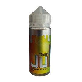 Chubby Juice Raspberry Pancake Toss 120ml zero Nicotine