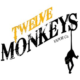 Twelve Monkeys E Liquid