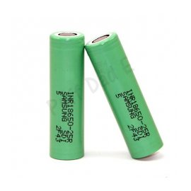 Batteries for Mods