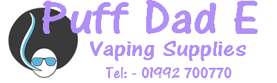Puff Dad E Vaping Supplies