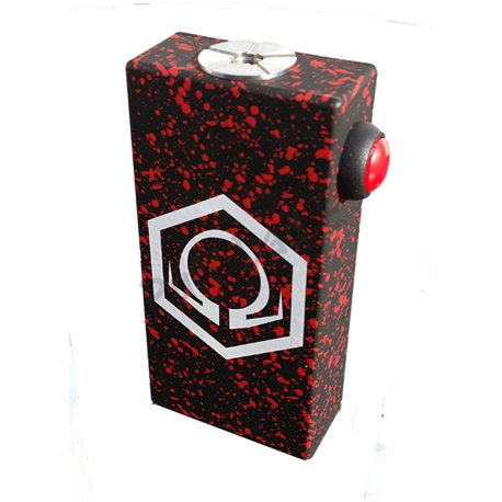 Hex ohm Styled V3 Regulated box mod in 8 colours