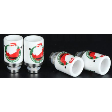 Christmas Drip Tips Ceramic