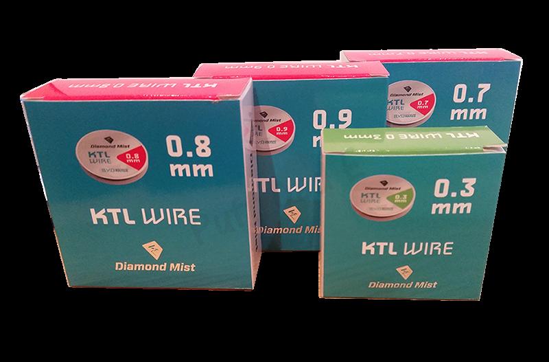 Diamond Mist DIY Kanthal 10 Metre spools - Puff Dad E Vaping Supplies