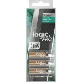 Logic Pro Ice Fjord Capsules 3 Pack