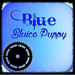 Sluice Juice Blue Sluice Puppy