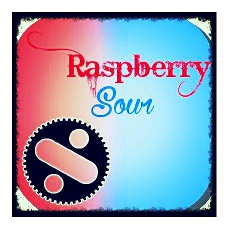 Sluice Juice Raspberry Sour 10ml