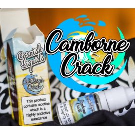 Cornish E Liquids Camborne Crack 10ml