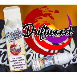 Cornish E Liquids Driftwood 10ml
