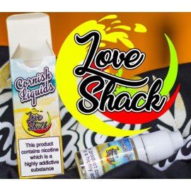 Cornish E Liquids Love Shack 10ml