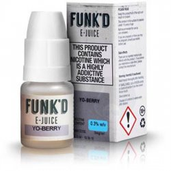 FUNK'D E Juice Yo Berry 10ml