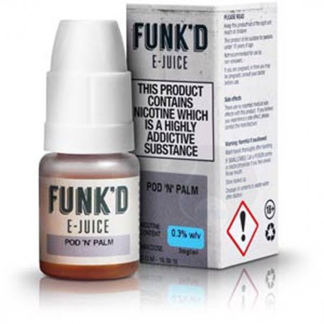 FUNK'D E Juice Pod N Palm 10ml