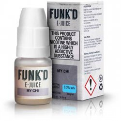 FUNK'D E Juice My Chi 10ml