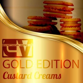 Exceptional Vapes Custard Cream Biscuits 10ml
