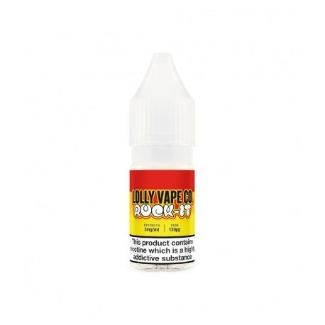 Lolly Vape Co, rock it 10ml
