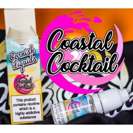 Cornish E- Liquids Coastal Cocktail 10ml