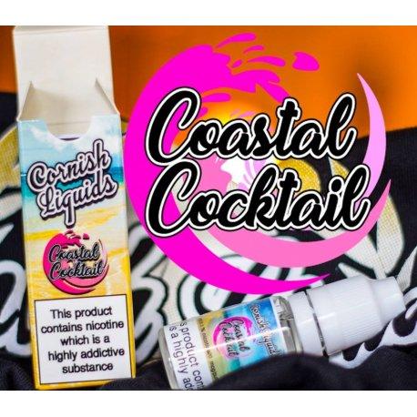 Cornish E- Liquids Coastal Cocktail 10ml