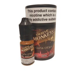 Congo Cream By Twelve Monkeys 3 x 10ml