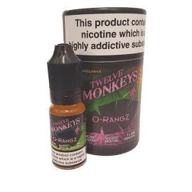 O-RangZ By Twelve Monkeys 3 x 10ml