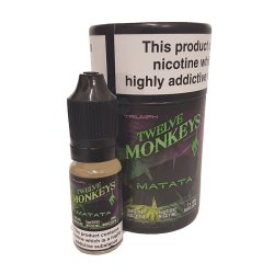Matata By Twelve Monkeys 3 x 10ml