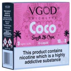 VGOD Coco 3 x 10ml Bottles
