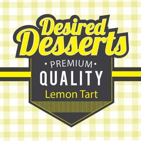 Exceptional Vapes Lemon Tart Dessert Range 50ml