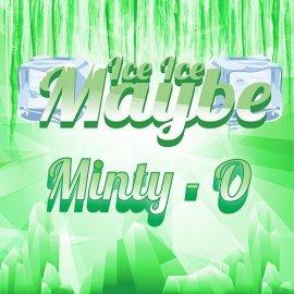 Exceptional Vapes, O MY orange Ice ice Maybe range 50ml 0mg,