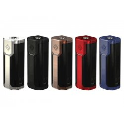 Wismec Sinuous P80 Mod only FREE 18650 Battery