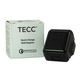 TECC USB Qualcomm Wall Plug 2A