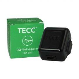 TECC Usb Wall Plug 1A