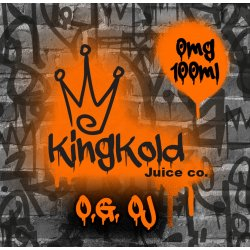 KingKold Orange Shorty 100ml