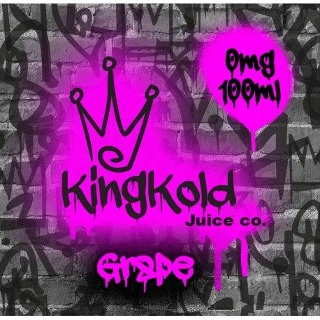 KingKold Grape Shorty 100ml