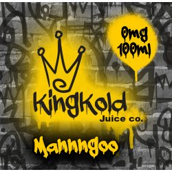 KingKold Mangoo Shorty 100ml