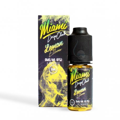 Miami Drip Lemon Eleven 10ml