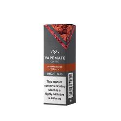 Vape Mate American Red Tobacco 10ml