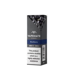 Vape Mate Blackberry 10ml