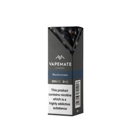 Vape Mate Blackcurrant 10ml