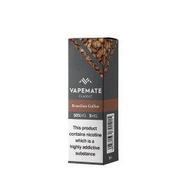 Vape Mate Brazilian Coffee 10ml