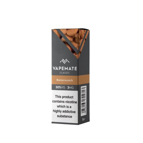 Vape Mate Butterscotch 10ml