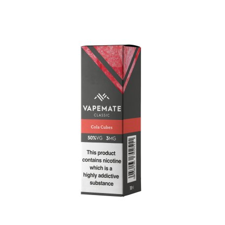 Vape Mate Cola Cubes 10ml