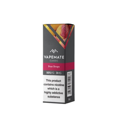 Vape Mate Pear Drops 10ml