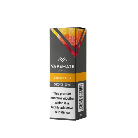 Vape Mate Rainbow Fruit 10ml