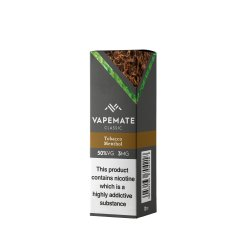 Vape Mate Tobacco Menthol 10ml