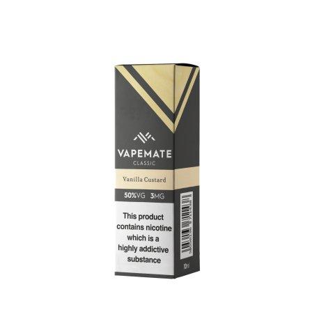 Vape Mate Vanilla Custard 10ml